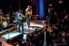 MOKB Presents - Sun King Brewing Company Concert Series featuring Colter Wall with Vincent Neil Emerson was spectacular at The Vogue Theatre on November 30, 2018. Photo by Melodie Yvonne
