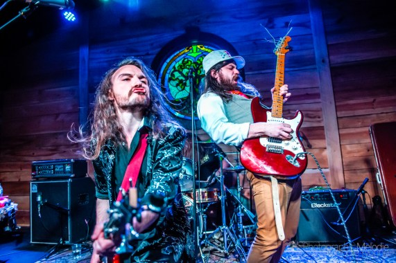 C2 & The Brothers Reed with special guests Mojothunder, Mo Lowda & the Humble, and Sylmar played a spectacular show in Lexington, Kentucky at The Burl on January 18, 2019