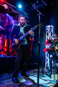 Eskenazi Health Presents Such a Night: Recreating The Band's Last Waltz w/Rock E Bassoon benefiting GiGi's Playhouse was a phenomenal sold out event on Saturday, January 12, 2019 at the HI-FI in Fountain Square