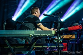 Spafford's Winter 2019 Tour with The Twin Cats and Audiodacity brought the heat to The Vogue Theatre on Feb 1, 2019. Photo cred Melodie Yvonne