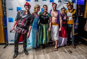 The Disney Prom featuring The Little Mermen was a dream come true in the heart of Broad Ripple at The Vogue Theatre on Saturday, February 2, 2019. Photo cred Melodie Yvonne