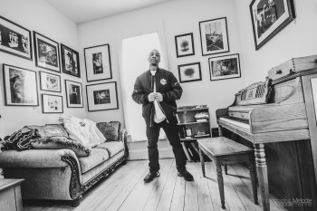 Musician Anthony Rhea aka A1 promo shoot at the Photographic Melodie Gallery on Thursday, March 7, 2019. Photo cred Melodie Yvonne