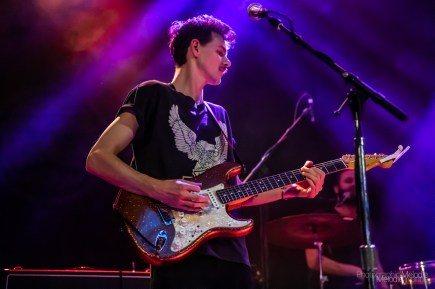 Houndmouth's first night of two at The Vogue Theatre with Harpooner was an absolutely exhilarating experience courtesy of Sun King Brewing Company, Do317, MOKB Presents, WTTS, and LUNA Music on Friday, April 26, 2019. Photo cred Melodie Yvonne