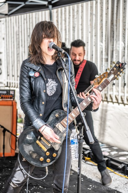 Record Store Day was a beautiful celebration of music and supporting local at record shops all across Indianapolis on Saturday, April 13, 2019. Music fans enjoyed Taco Mouth behind Square Cat Vinyl throughout the day.