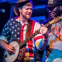 Gangstagrass Tantalizes Hoosiers with Hip-Hop Twang at HiFi