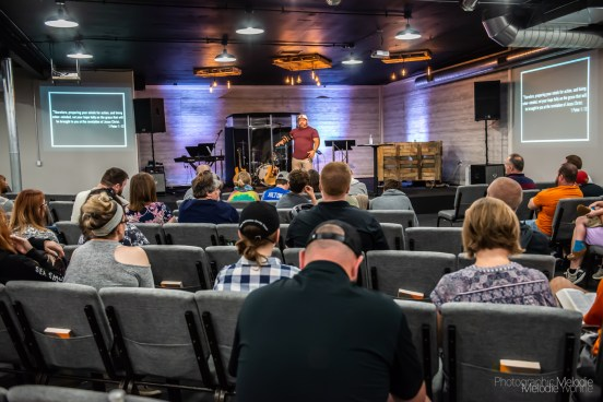 It was a beautiful Sunday morning service at CityLife Church in Greenwood, Indiana on September 8, 2019. Photo cred Melodie Yvonne