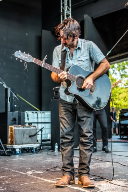 Holler On The Hill was a beautiful experience including amazing live music from Murder By Death, phenomenal vendors, food trucks, and fun at historic Garfield Park on Saturday, September 21, 2019.