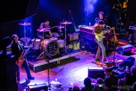 Big Head Todd and the Monsters played an extraordinary show with the help of JD SIMO at The Vogue Theatre on Friday, November 1, 2019. Photo cred Melodie Yvonne