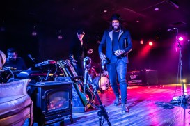 Dan Rodriguez: The All I Want For Christmas Is Whiskey Tour hosted by MOKB Presents and Do317 was an extraordinary evening at The White Rabbit Cabaret on Friday, December 13, 2019. Photo cred Melodie Yvonne