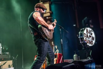 The Reverend Peyton's Big Damn Band created a phenomenal night with the help of JD Wilkes for their annual Black Friday event at The Vogue Theatre on Friday, November 29, 2019. Photo cred Melodie Yvonne