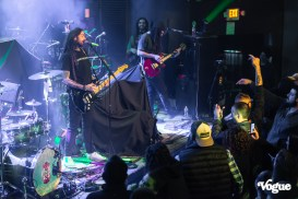 IndyMojo Presents Iration with BALLYHOO!, Iya Terra, & The Ries Brothers was a beautifully chill evening at The Vogue Theatre in Indianapolis, Indiana on Saturday, February 22, 2020. Photo cred Melodie Yvonne
