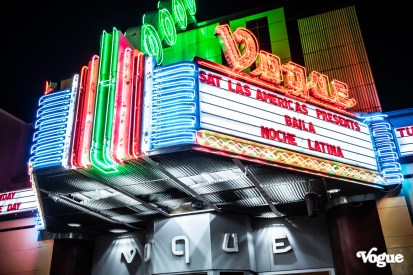 Las Americas Presents Baila Noche Latina at The Vogue Theatre on Saturday, July 4, 2020. Photo cred Melodie Yvonne