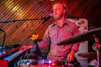 Chicago Farmer and The Fieldnotes delivered another phenomenal evening of music at Duke's on Friday, July 9, 2021. Photo cred Melodie Yvonne