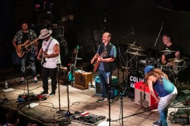 The legendary Colin Hay mesmerized The Vogue Theatre with the help of an extraordiary team of talented artists and an epic setlist on Wednesday, August 25, 2021. Photo cred Melodie Yvonne