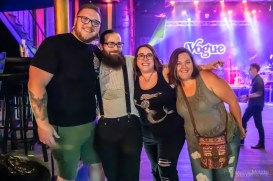 The Ian Illig Album Release Party wsg Public Universal Friend and Antlerhead presented by Authenticx was an extraordinary celebration of skilled local musicians at The Vogue Theatre on September 3, 2021. Photo cred Melodie Yvonne