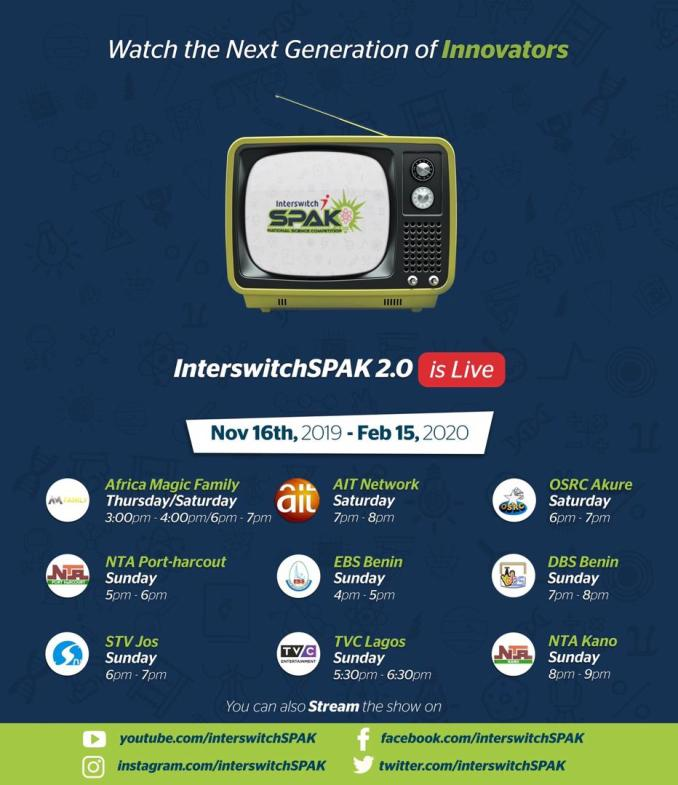 2020 interswitch spak competition