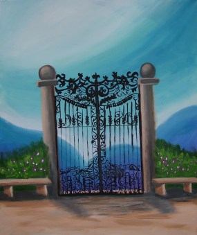 Gates Beautiful - NFS • Prints Available