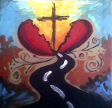 Lead Me To The Cross - $150