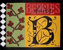 Botanical Series (Baies) - $200