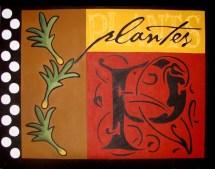 Botanical Series (Plantes) - $200