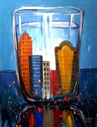 One Glass of Water At A Time - NFS • Prints Available