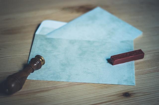 Letter seal