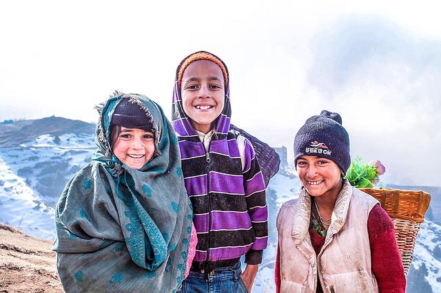 Himalayan Kids