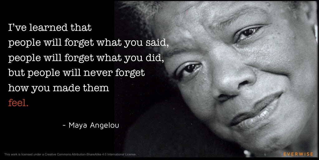 "100 Platinum Quotes by the ""Phenomenal Woman"" Maya Angelou"