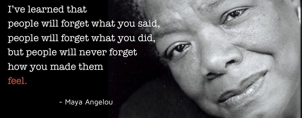 100 Platinum Quotes by the Phenomenal Woman Maya Angelou