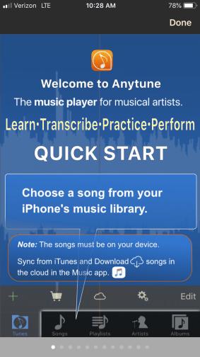 AnyTune Pro app