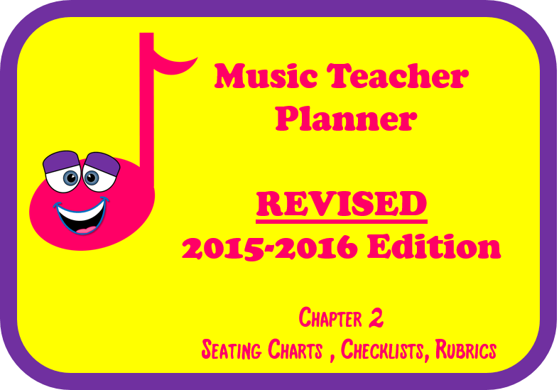 2015-2016 Music Teacher Planner – chapter 2