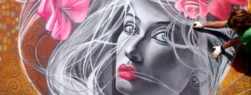 Imadonnari Italian Street Painting in Santa Barbara