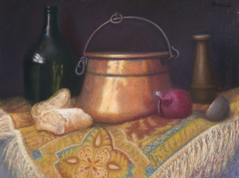 346-Still Life with Copper Kettle-960