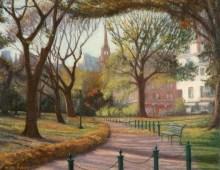 Golden Days, Boston Garden