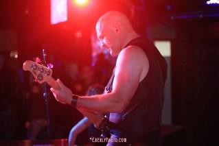 Danny Knapp Melonhead Bassist Live