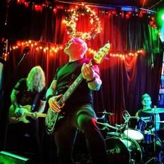 Danny Knapp Melonhead Were No Gentlemen Live Show Emo Band