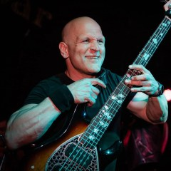 Danny Knapp Melonhead Bassist Were No Gentlemen Live
