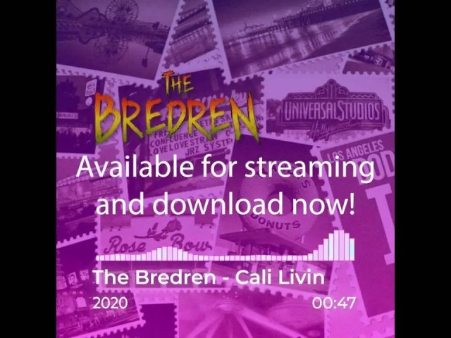 New Release from The Bredren