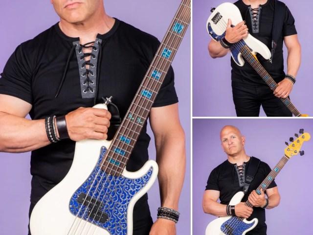 New bass? New photos!
