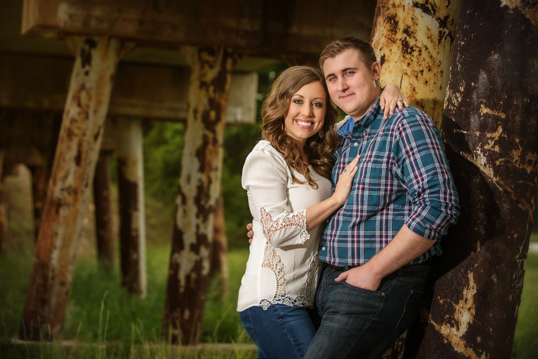 Conroe engagement photographer Melonhead Photo