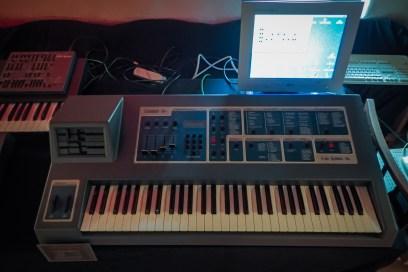 Analoge Kunst Synthesizer Ausstellung 2015
