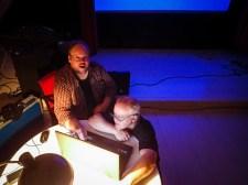Analoge Kunst Synthesizer Ausstellung 2015 Marienberg Brothers