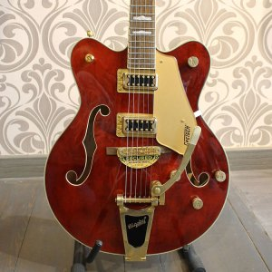 Guitarra electrica Gretsch G5422 TG Electromatic Cherry Red