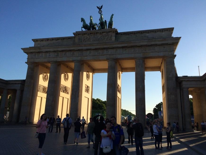 Qué ver en Berlín: Puerta de Brandeburgo