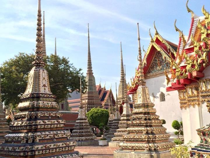 wat po, este templo es una parada obligada que hacer en bangkok