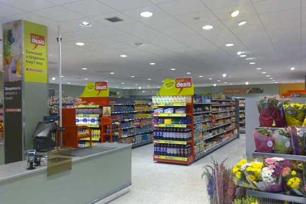 Shop Electrical Work