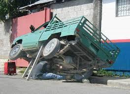 Road Repair - High Risk
