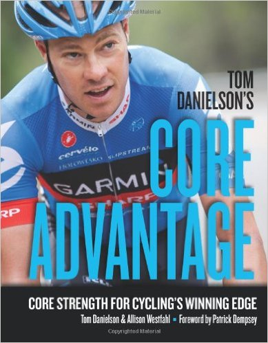Tom Danielson's Core Advantage Cover Illustration