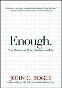 Bogle, Enough Cover Illustration