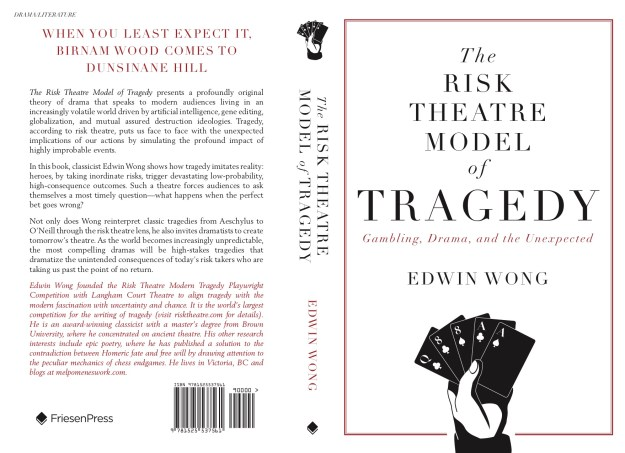 The Risk Theatre Model of Tragedy Cover